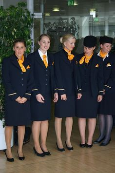 Lufthansa - Flight Attendants