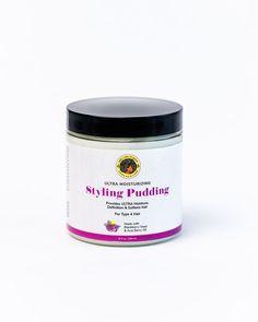 Ultra Moisturizing Styling Pudding – Her Coils Organic