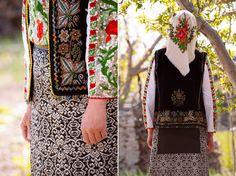 Folk Costume, Costumes, Romania, Floral Tie, Popular, Fashion, Moda, Dress Up Clothes, Fashion Styles