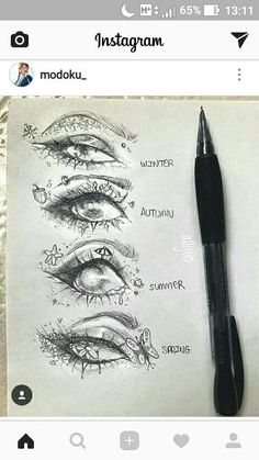 - - (notitle) not just art Amazing Drawings, Beautiful Drawings, Cool Drawings, Amazing Art, Drawing Faces, Hipster Drawings, Manga Drawing, Pencil Art Drawings, Art Drawings Sketches