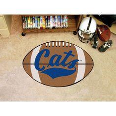 Montana State Bobcats NCAA Football Floor Mat (22x35)