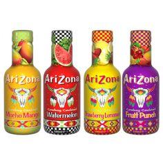 Pack Crazy Arizona Fruits