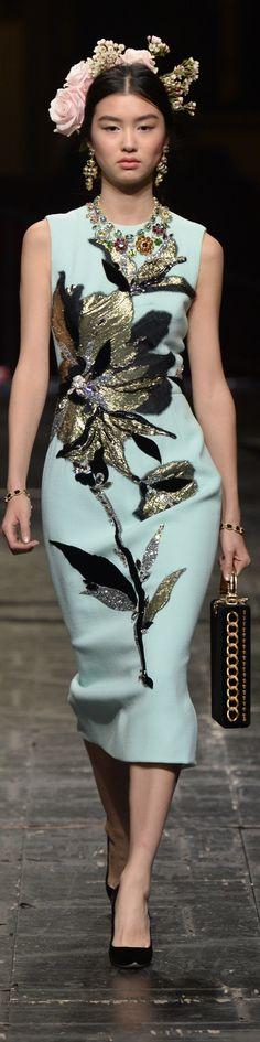 Dolce & Gabbana Alta Costura 2016