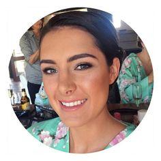 Just one of 5 of the beautiful bridemaids I got to makeup  [ Makeup by @veronikamoreira_bridal | Hair by @claireemilyhardy ] #sydneymakeupartist #waittillyouseethebride #wakeupandmakeup #beautymakeup #makeupartist #bridalmakeupartist #bridalbeauty #beautifulbridesmaids #bridalmakeup #dingoatemybatesy #smokeyeye