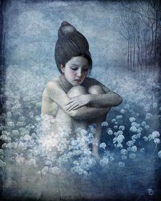 'Shadow Field' von Christian  Schloe bei artflakes.com als Poster oder Kunstdruck $20.79