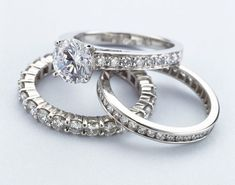 Find Out Why Pave Settings are So Popular for Engagement Rings