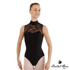 Ballet Rosa Anita lace leotard
