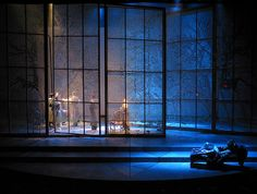 The Winter's Tale, scenic design by Amir Ofek