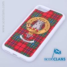 MacLean Clan Crest iPhone Case. Free Worldwide Shipping Available
