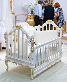This is just Royal Baby Girl Bassinet, Baby Doll Bed, Baby Crib Bedding, Baby Bedroom, Baby Room Decor, Baby Cribs, Nursery Room, Girls Bedroom, Doll Beds