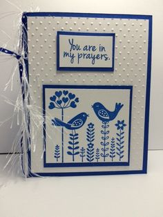 You Are In My Prayers by StephsSewingBasket on Etsy