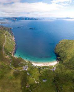 Best Of Ireland, Ireland Beach, Paradise Island, West Coast, Past, Cool Pictures, Places To Go, Irish, Holiday