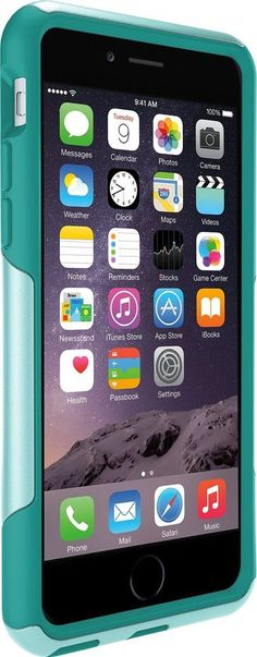 OtterBox iPhone 6s 6 Case Screen Protector Bump Drop Defender Commuter Series #OtterBox
