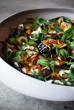 The Best Yotam Ottolenghi Recipes You Don't Want to Miss! The Best Yotam Ottolenghi Recipes You Don't Want to Miss! Yotam Ottolenghi, Ottolenghi Recipes, Clean Eating Snacks, Healthy Eating, Aubergine Recipe, Herb Salad, Cooking Recipes, Healthy Recipes, Sauces