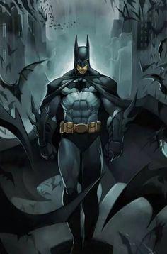 Badass batman