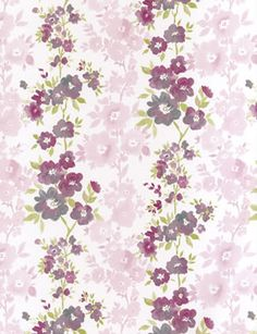 AMI Fine Decor Wallpaper 2657-22255 #floral #pink #purple #homedecor #bedroomideas