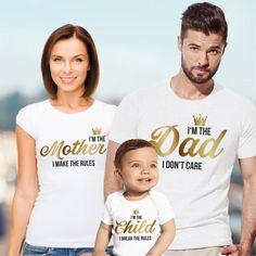 ec51635c8 Family 3 members set t-shirt