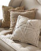 Earthy cushion set