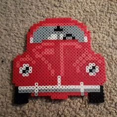On road trips as kids, my brother & I would count all the RED VW Beetles that passed us or we saw on the roadside!!  Kept us out of trouble & our parents' hair from the front seat!!