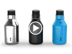 Each Miir growler provides on person with clean drinking water! | Miir $59 video_place_holder
