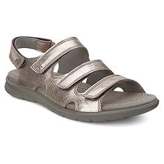 ECCO Babett Sandal 3-Strap found at #OnlineShoes
