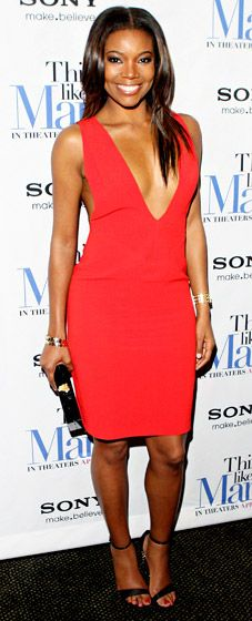 Gabrielle Union - she looks great!
