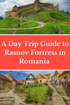 A Day Trip Guide to Rasnov Fortress in Romania