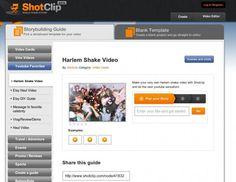 Shotclip – Un editor de vídeo online con guías para principiantes