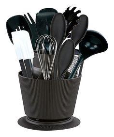 Look at this #zulilyfind! Kitchen Tool Set by home basics #zulilyfinds
