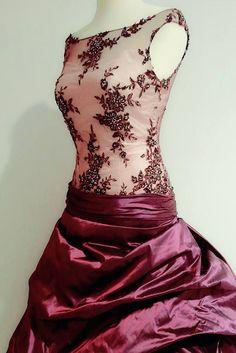 abito stile Vittoriano abito da sposa di LentenRoseAmnesia su Etsy