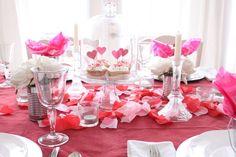 Fun Family Dinner #6- Valentine's Dinner! - Starfish Cottage