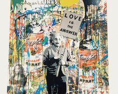 Love is the answer.