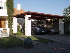 Pergola For Small Backyard Pergola On The Roof, Pergola Carport, Pergola Garden, Pergola Canopy, Pergola Shade, Patio Roof, Pergola Plans, Diy Pergola, Pergola Kits