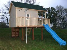 Grayson 39 S Clubhouse On Pinterest Clubhouses Play Houses