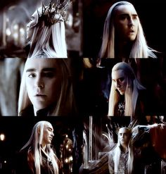 and then a weird feel start to grow inside you while you are watching the mirkwood scenes....you dont know what it is...but when you see this gorgeous figure, you start to understand this feel....YOU WANT TO RAPE THIS ELVEN KING* IN EVERY SINGLE CORNER OF HIS REALM (Lee if you someday read this I´m so so so sorry)  *this will be apply to Lee too :) by the way you are a excelent actor ehehe
