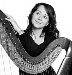Amanda Whiting - Harpist