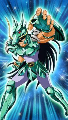 Dragon Shiryu - Saint Seiya - Zodiac Brave by FernanDohko on DeviantArt Brave, Knights Of The Zodiac, Sailor Moon, Japanese Warrior, Anime Tattoos, Anime Japan, Fan Art, Animes Wallpapers, Anime Comics