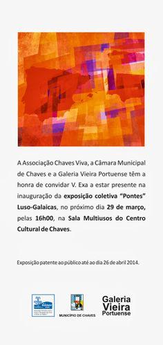 PONTES LUSO-GALAICAS: Convite
