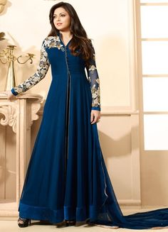 Asian Couture of Indian Party wear designer suits now available in UK & USA . LT Nitiya exclusive collection of Wedding dresses, salwa kameez, Anarkali suits, gowns & trouser Suits now available. Nitya Indian clothing here. Designer Salwar Kameez, Designer Anarkali, Designer Gowns, Designer Wear, Eid Dresses, Indian Dresses, Indian Outfits, Dresses Online, Western Dresses