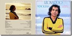 Vinil Campina: Leonardo - 1982 - Memórias
