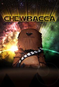 Chewie Cake Galore by VKorpela Star Wars Cake, Chewbacca, Cake Art, Doodles, Deviantart, Stars, Artist, Movie Posters, Cakes