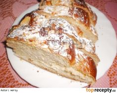 czech recipes Vborn vnoka z domc pekrny Czech Recipes, Bread Baking, Sweet Recipes, Banana Bread, Delicious Desserts, French Toast, Cooking, Breakfast, Gallery