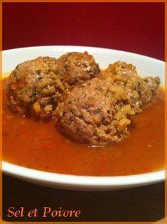 C'est une recette arménienne que j'ai découvert dans la famille de mon cher et tendre il y a quelques semaines. Elle m'a beaucoup plu du coup j'ai essayé de la reproduire et ai trouvé la recette sur le blog du Festin quotidien,, blog sur lequel vous trouverez... Beef, Food, Dumpling Soup, Armenian Recipes, Meat, Essen, Meals, Yemek, Eten