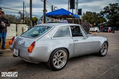 1970 MG MGB GT V8 Conversion (GHD5UA196908G) : Registry : The MG Experience
