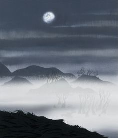 Samurai Jack backgrounds always literally wonderful.  The show was art on every level.