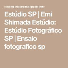 Estúdio SP   Emi Shimada Estúdio: Estúdio Fotográfico SP   Ensaio fotografico sp