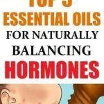TOP 5 ESSENTIAL OILS FOR HORMONAL BALANCE