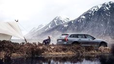 En luksus stationcar til alle vejforhold | V90 Cross Country | Volvo Cars