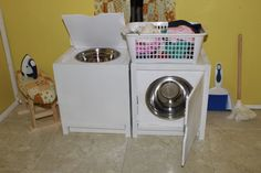 Kids Play Washer And Dryer My Diy Projects Pinterest