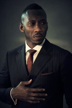 Tickle My Fancy — thorodinson:  Mahershala Ali photographed by Kurt...